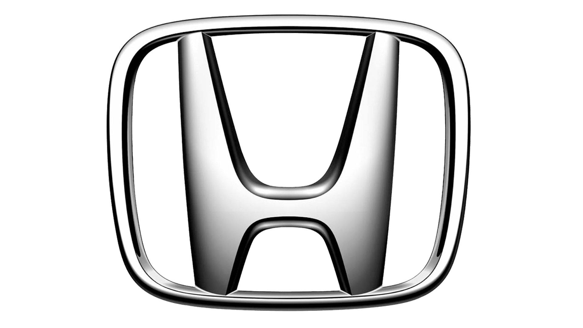 Colour honda logo