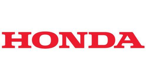 Font Honda logo