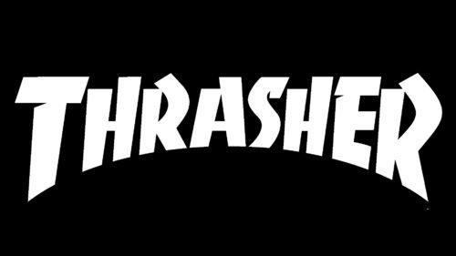 Font Thrasher Logo