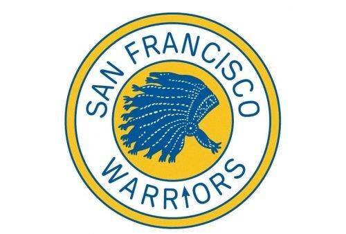Golden State Warriors Logo-1962