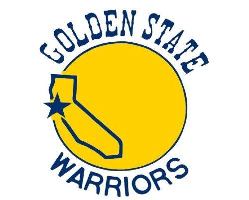 Golden State Warriors Logo-1971