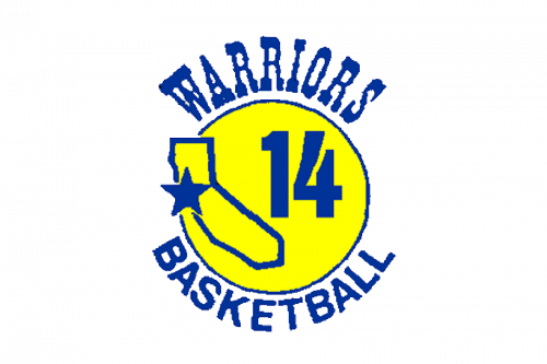 Golden State Warriors Logo 1972