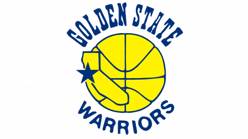 Golden State Warriors Logo 1975