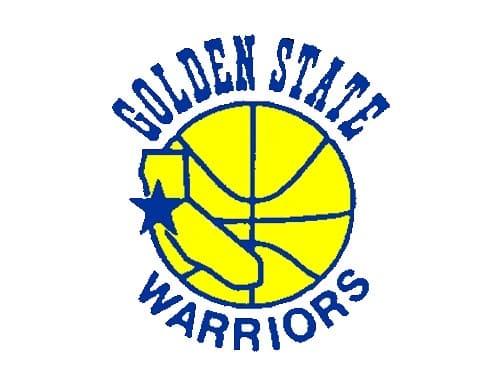 Golden State Warriors Logo-1975