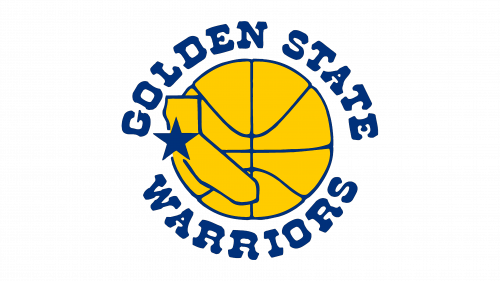 Golden State Warriors Logo 1988
