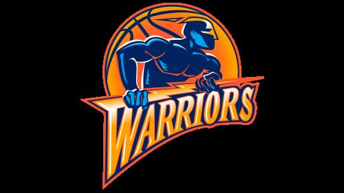 Golden State Warriors Logo 1997