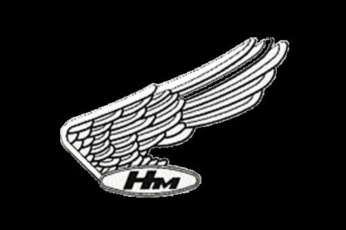 Honda Motorcycle Logo 1968