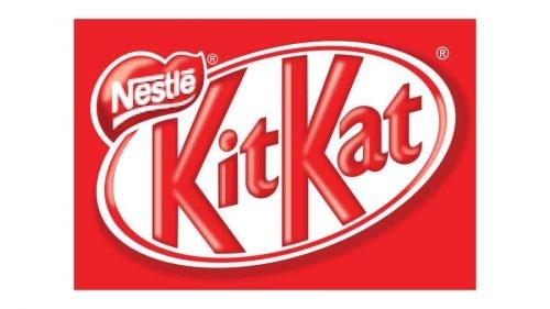 Kit Kat Logo 2004