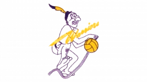 Philadelphia Warriors Logo 1946