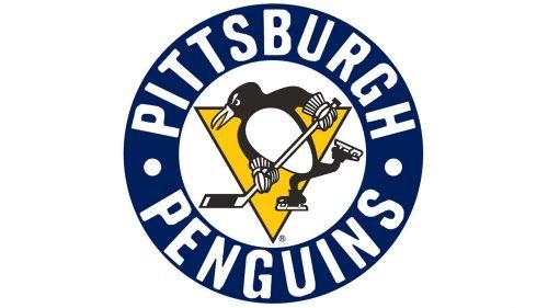 Pittsburgh Penguins Logo 1968