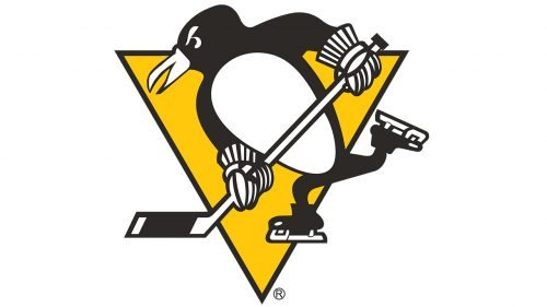 Pittsburgh Penguins Logo 1972