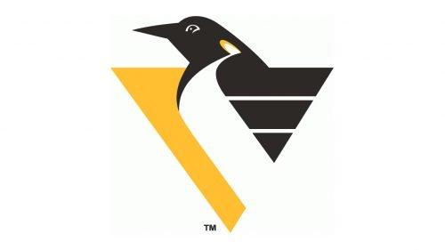 Pittsburgh Penguins Logo 1992