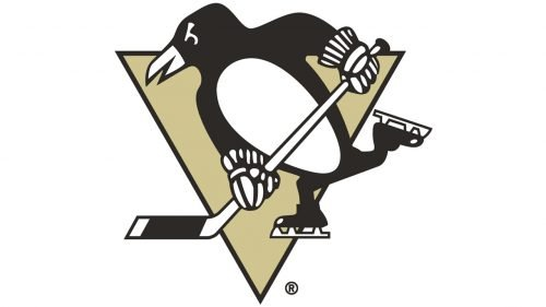 Pittsburgh Penguins Logo 2002