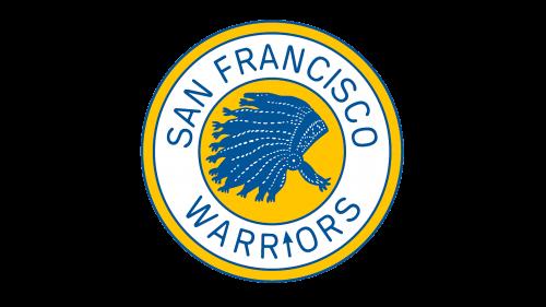 San Francisco Warriors Logo 1962