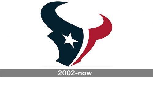 Texans Logo history