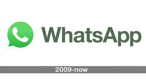 WhatsApp Logo history