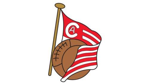 Atletico Madrid Logo old
