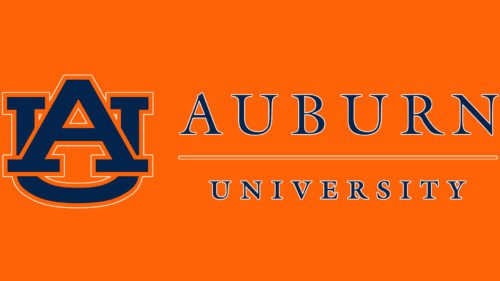 Auburn University color logo