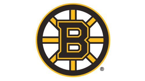 Color Boston Bruins Logo