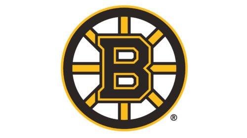 Color Boston Bruins Logo