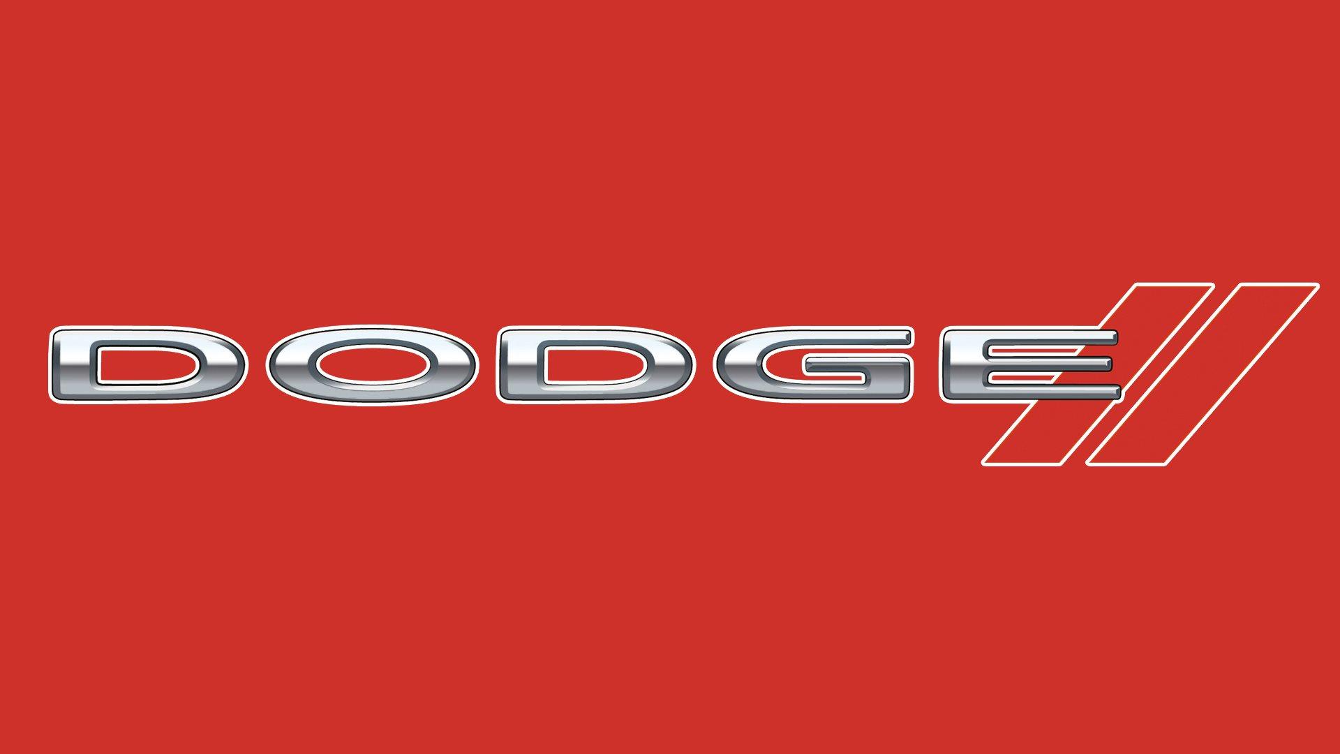 Dodge Logo Dodge Symbol Meaning History And Evolution