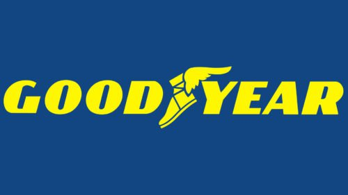 Color Goodyear Logo
