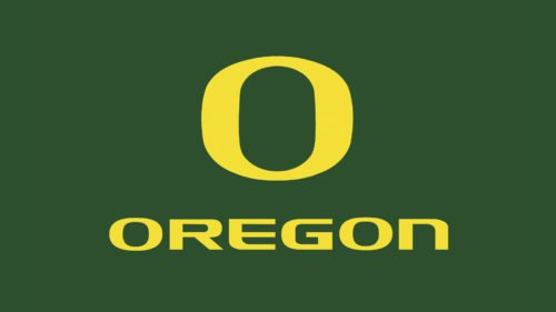 Color Oregon Ducks Logo