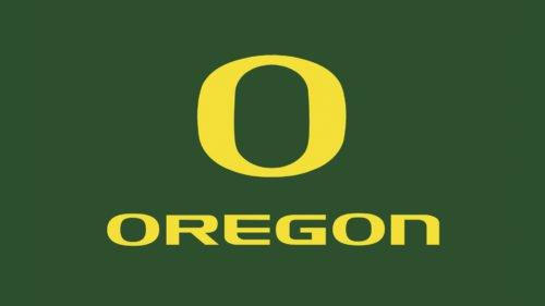 Color Oregon Ducks Logo