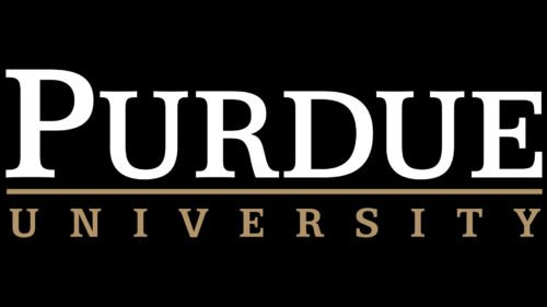 Color Purdue University Logo