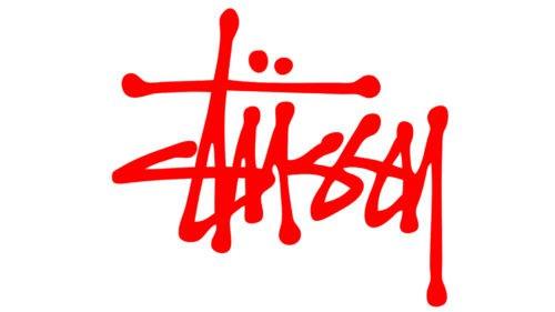 Color Stussy Logo