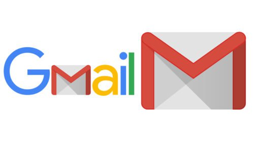 Gmail logo color