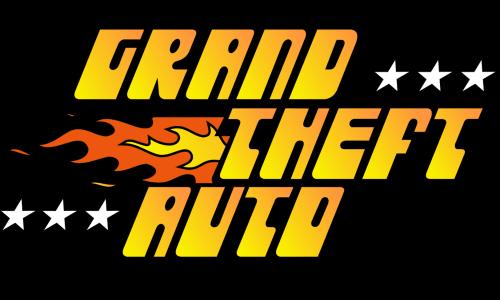Grand Theft Auto Logo 1997
