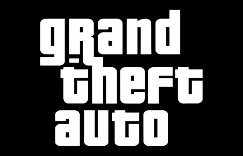 Grand Theft Auto Logo 2001