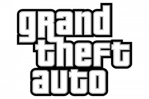 Grand Theft Auto Logo 2008