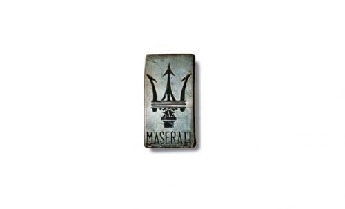 Maserati Logo 1926