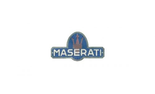Maserati Logo 1943