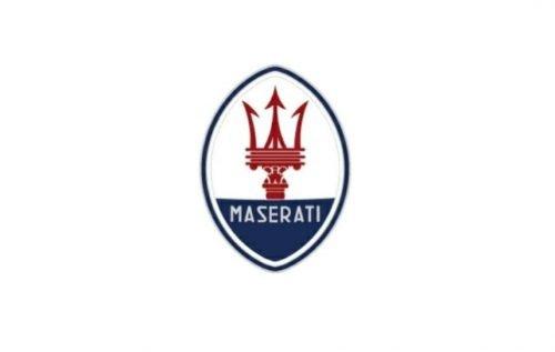 Maserati Logo 1954