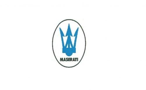 Maserati Logo 1983