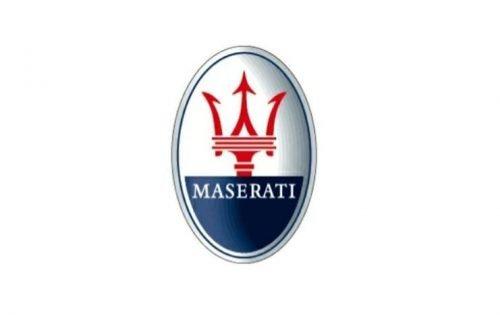 Maserati Logo 2006