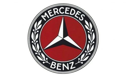 Mercedes Logo 1926