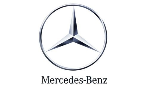Mercedes Logo 1989