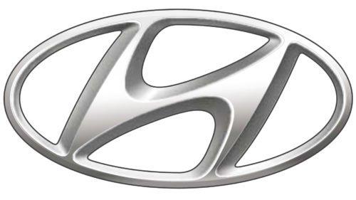 New Hyundai logo