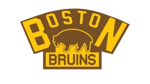 Old logo Boston Bruins