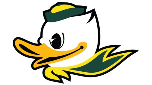 Oregon Ducks Logo old