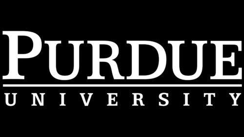 Symbol Purdue University