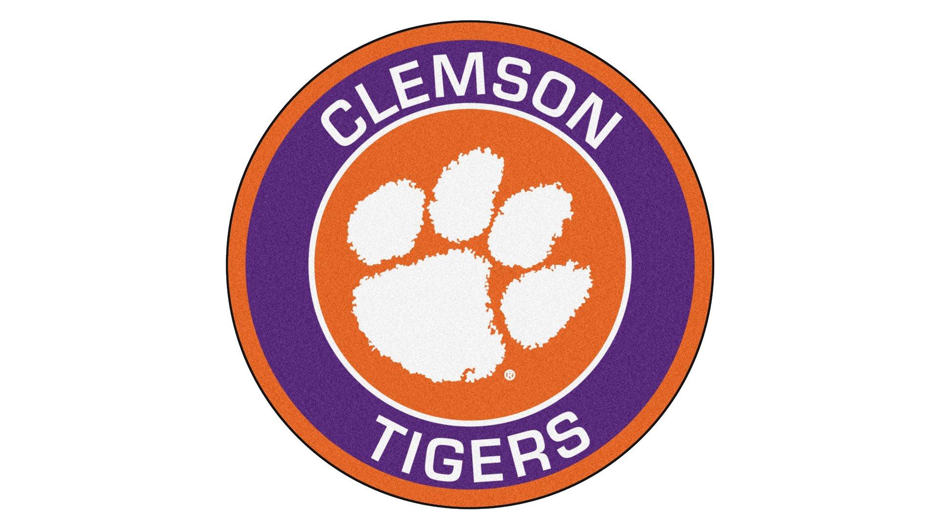 Logo,  University University Clemson Clemson Symbol