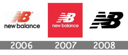 history New Balance Logo