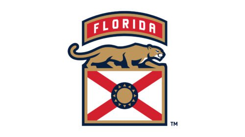 Alternate logo Florida Panthers