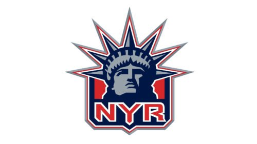 Alternate logo New York Rangers