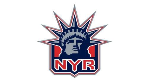 Alternate logo New York Rangers